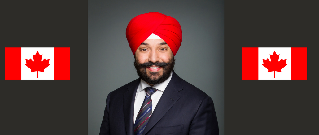 Greeting from Hon. Navdeep Bains, Minister of Innovation ...